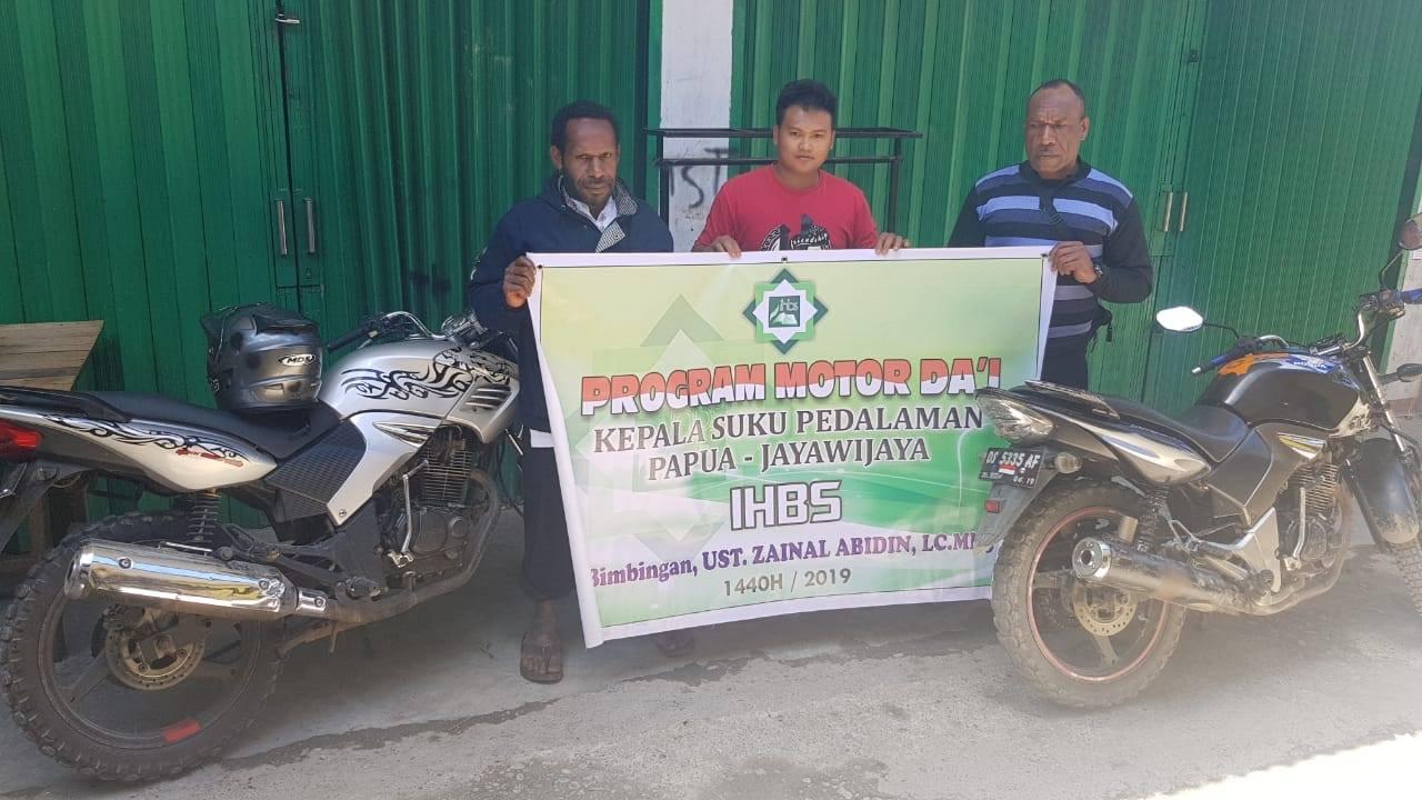 ICIIH Peduli Muslim Papua