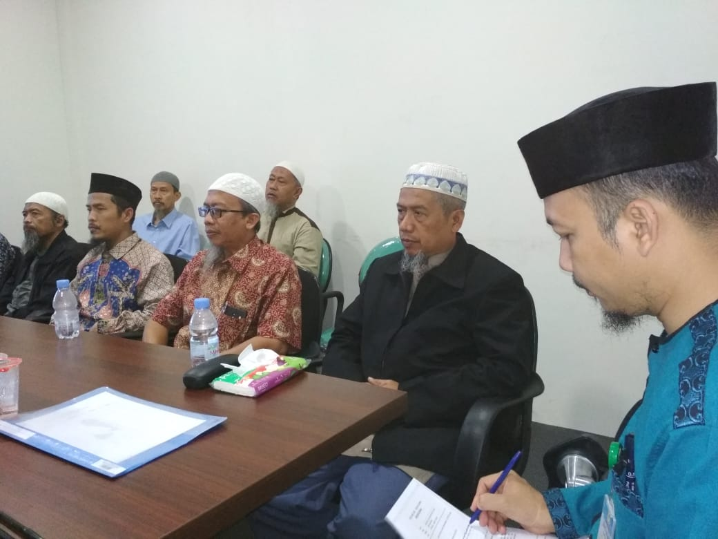 Studi Banding Yayasan Al-Hanif Cilegon