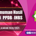 Pengumuman Hasil Seleksi PPDB T.P. 2020/2021