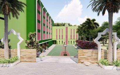 Renovasi Gedung Dan Fasilitas IHBS PUTRI