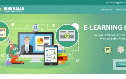 E-Learning Sebagai Media Pembelajaran Jarak Jauh