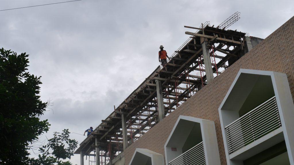 Renovasi Gedung Dan Fasilitas SMP IHBS PUTRA