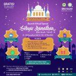 Dauroh Virtual Special Ramadhan 1442 H